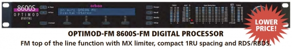 FM DIGITAL PROCESSOR MPX/ RDS/RBDS